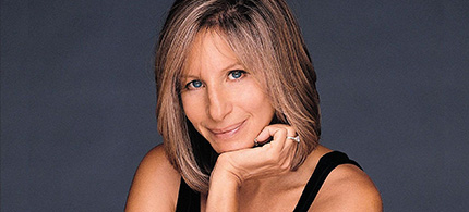 Barbra Streisand. (photo: unknown)