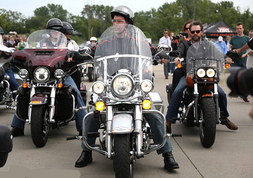 Scott Walker, leader of the pack? (photo: Scott Galindez/RSN)