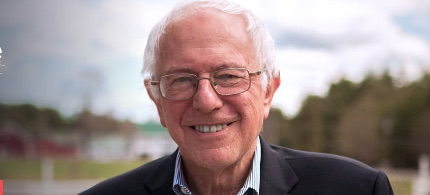 Senator Bernie Sanders. (photo: unknown)