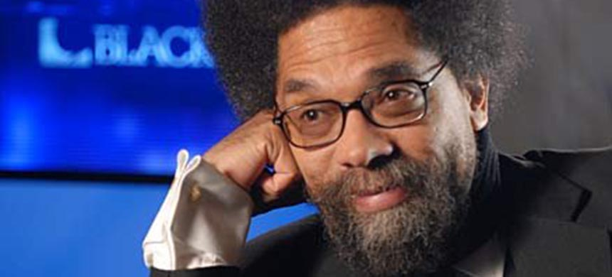 Cornel West. (photo: AOL)