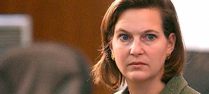 Victoria Nuland. (photo: unknown)