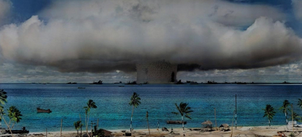 The Republic of the Marshall Islands knows firsthand the horror and consequences of living in a world with nuclear weapons. (photo: Nuclearzero.org)
