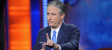 Jon Stewart. (photo: Brad Barket/Getty)