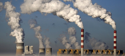Poland's Belchatow Power Station, Europe's largest coal-fired power plant. (photo: Kacper Pempel/Reuters)