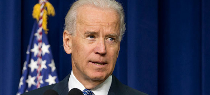 Vice President Joe Biden. (photo: Sun Sentinel)