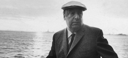 Pablo Neruda. (photo: Great Thought Treasury)