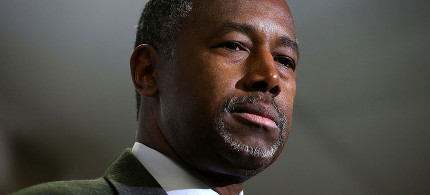 Ben Carson.  (photo: Justin Sullivan/Getty)