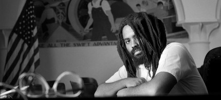 Mumia Abu-Jamal. (photo: Prison Radio)