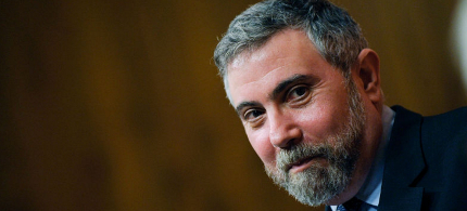 Paul Krugman. (photo: Gawker Media)