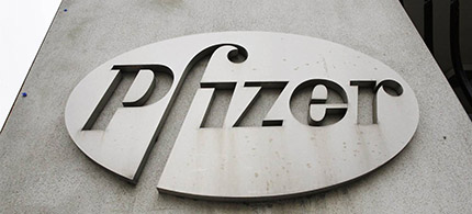 Pfizer. (photo: Mark Lennihan/AP)