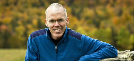 Climate activist Bill McKibben. (photo: 350.org)