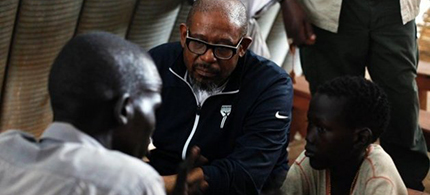 Forest Whitaker. (photo: United Nations)