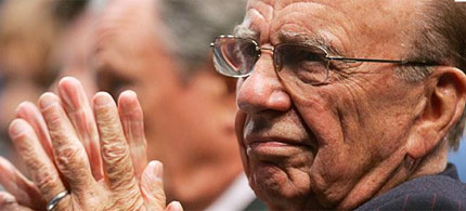 File photo, News Corp's. Rupert Murdoch, 06/15/09. (photo: Unspecified)