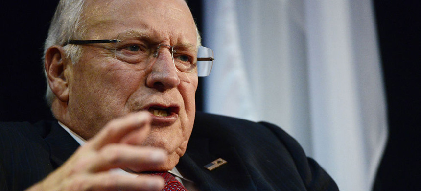 Dick Cheney. (photo: Brent Lewis/Getty Images)