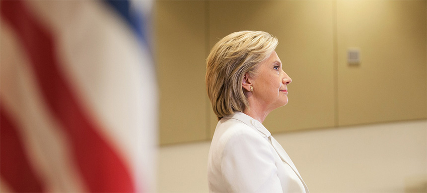 Former Secretary of State Hillary Rodham-Clinton. (photo: AP)
