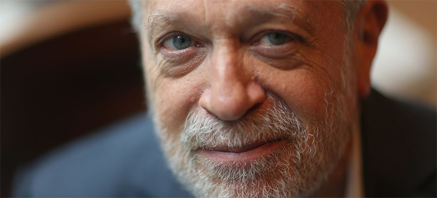 Former Clinton labor secretary Robert Reich. (photo: Steve Russell/Toronto Star)