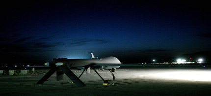 A predator drone. (photo: Veronique de Viguerie/Getty Images)