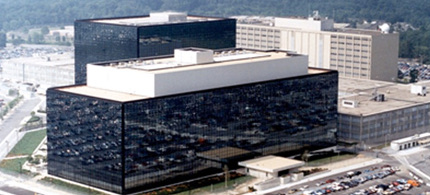 National Security Agency building. (photo: AP)