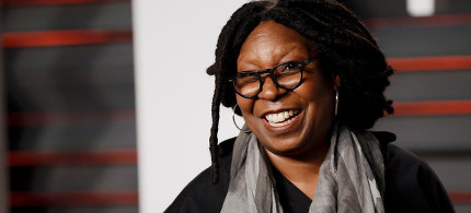Whoopi Goldberg has been a longtime proponent of marijuana legalization. (photo: Danny Moloshok/Reuters)