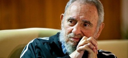 Fidel Castro. (photo: Roberto Chile)