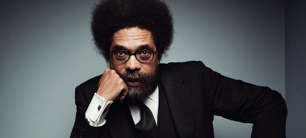 Professor Cornel West. (photo: Reuters)