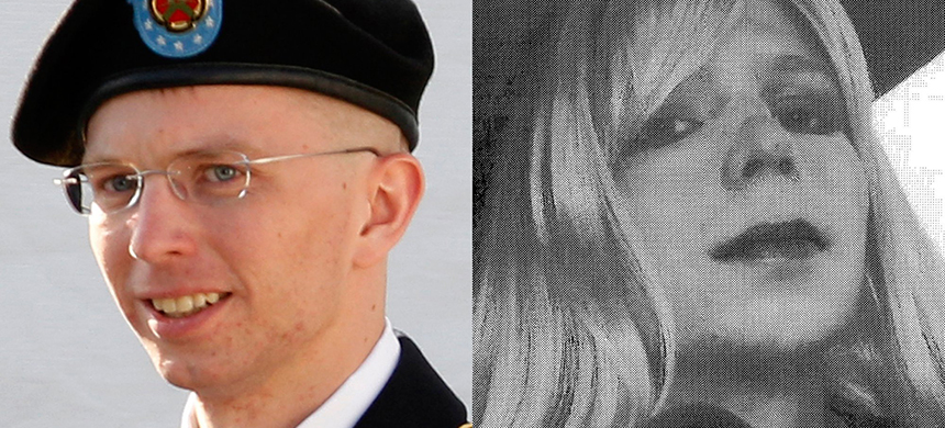 Chelsea Manning. (photo: Reuters)