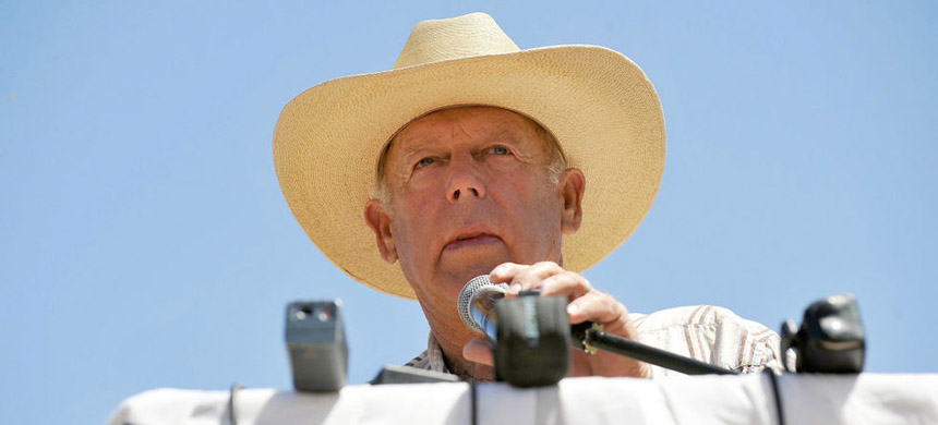 Cliven Bundy. (photo: David Becker/Getty Images)