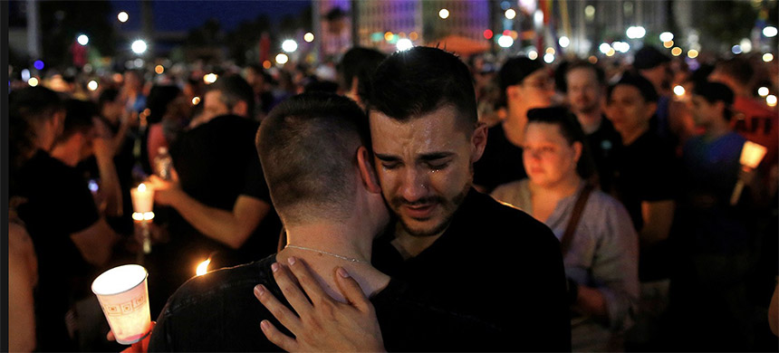 Orlando, Florida. (photo: Jim Young/Reuters)