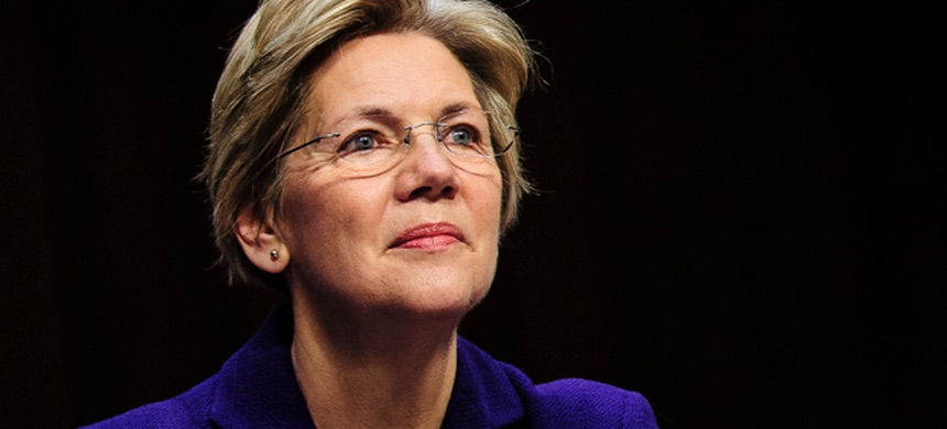 Sen. Elizabeth Warren. (photo: AP)