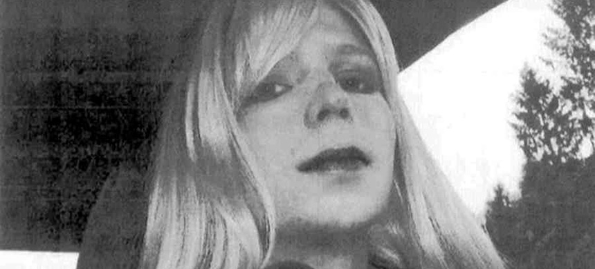 Chelsea Manning objects to the requirement of a doctor's stamp of approval in a gender certification process. (photo: AP)