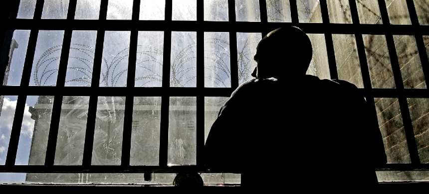 A prisoner. (photo: Getty Images)