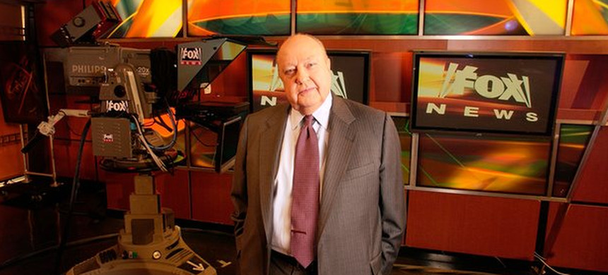 Roger Ailes. (photo: Jim Cooper/AP)