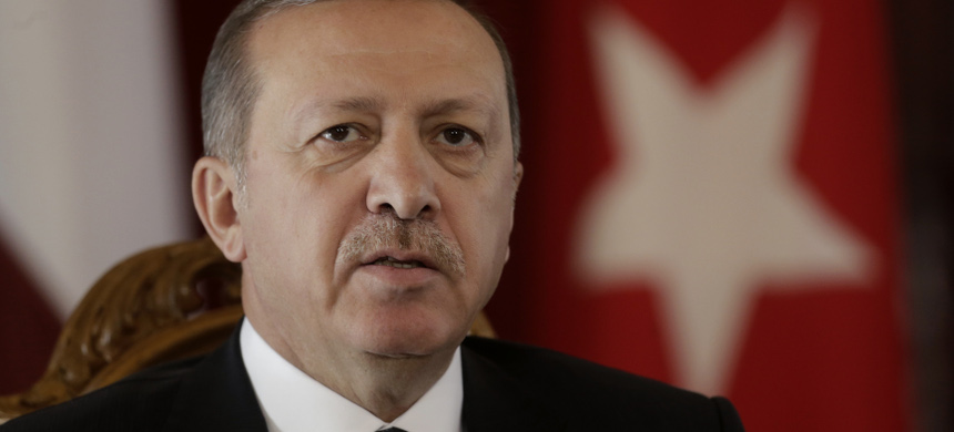 Turkish president Recep Tayyip Erdogan. (photo: EPA)