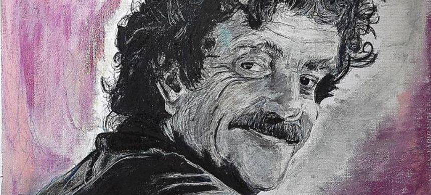 Kurt Vonnegut. (photo: Daniele Prati/Flickr Commons)