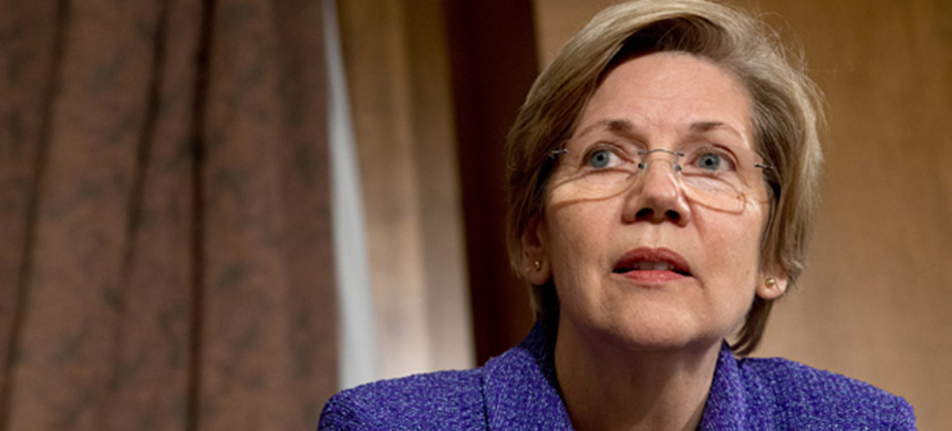Elizabeth Warren. (photo: AP)