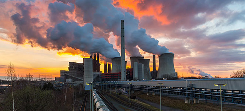 Greenhouse gas emissions. (photo: Shutterstock)
