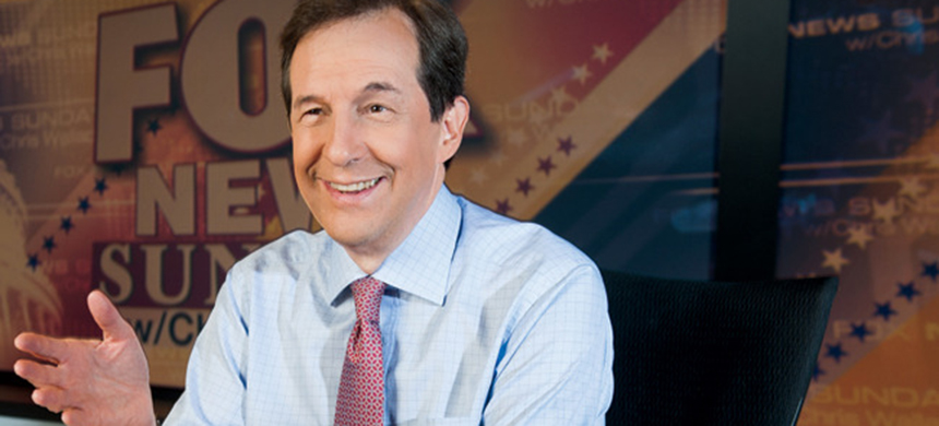 Fox News' Chris Wallace, who will moderate the third presidential debate. (photo: Fox News)