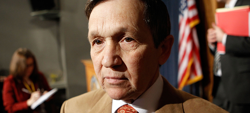Dennis Kucinich. (photo: Facebook)
