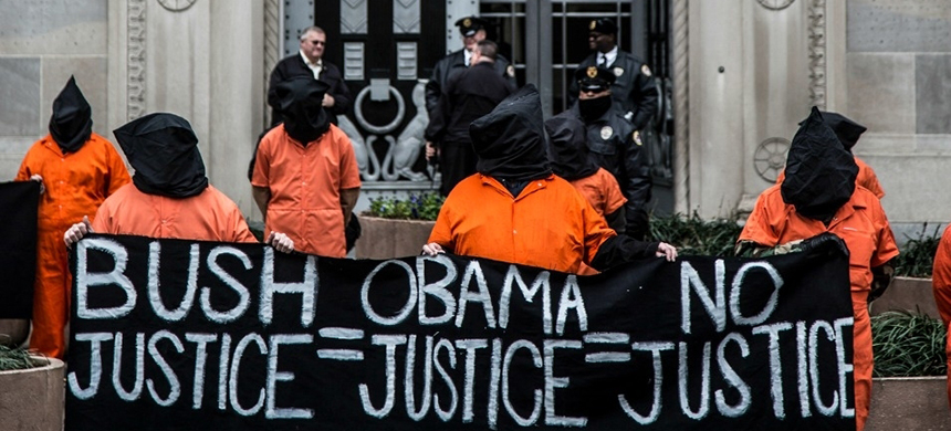 A protest against torture in 2016. (photo: Justin Norman/cc/flickr)