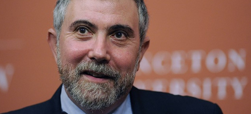 Paul Krugman. (photo: Reuters)
