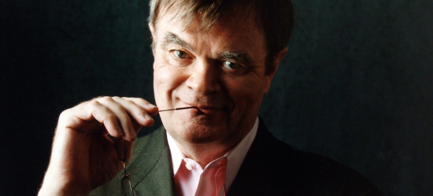 Garrison Keillor. (photo: Wisconsin Public Radio)