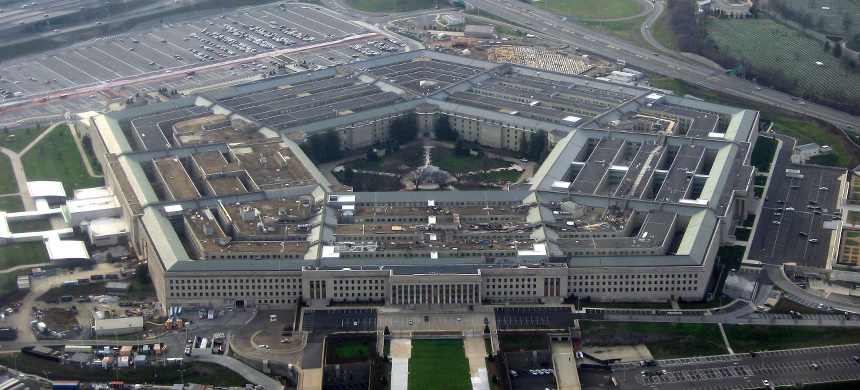 Pentagon building. (photo: AP)
