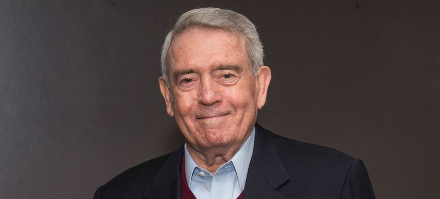 Dan Rather. (photo: Mark Sagliocco/Getty)