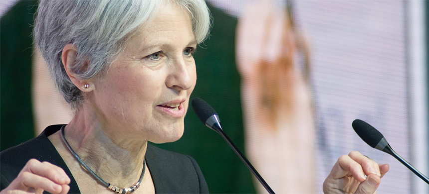 Green Party presidential candidate Dr. Jill Stein. (photo: American Herald Tribune)