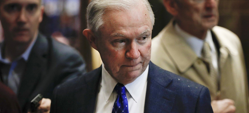 Jeff Sessions. (photo: AP)