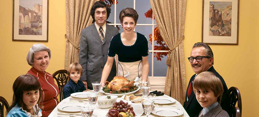 'It's good white people whose holiday is going to be ruined the most.' (photo: H Armstrong Roberts/ClassicStock/Getty Images)