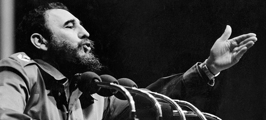 Fidel Castro. (photo: The New African)
