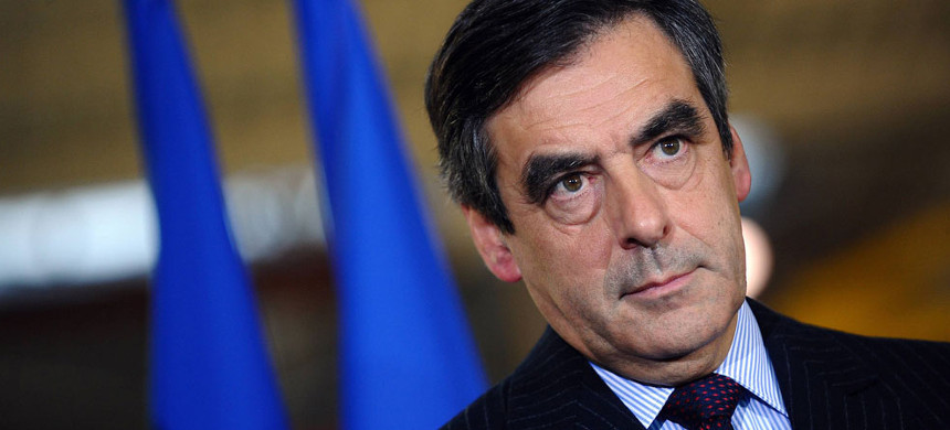 On Sunday, November 27th, Francois Fillon clinched the Republican party's presidential nomination, having beaten his closest rival Alain Juppe in a second-round vote. (photo: EPA)