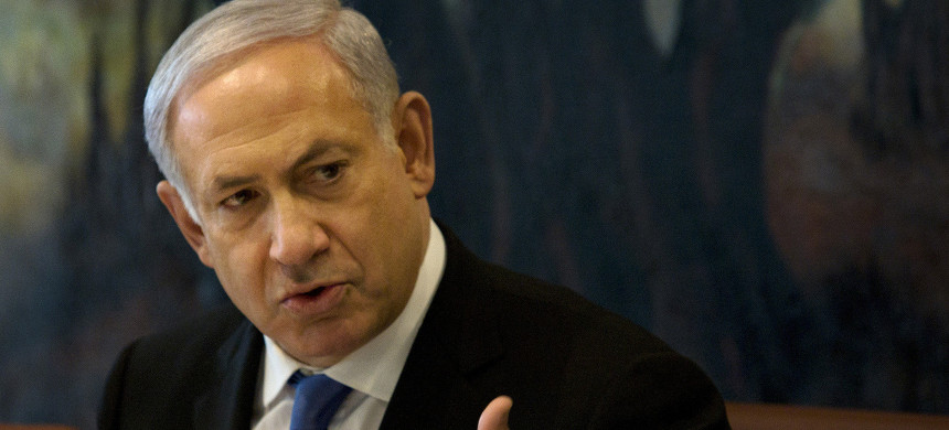 Benjamin Netanyahu. (photo: EPA)