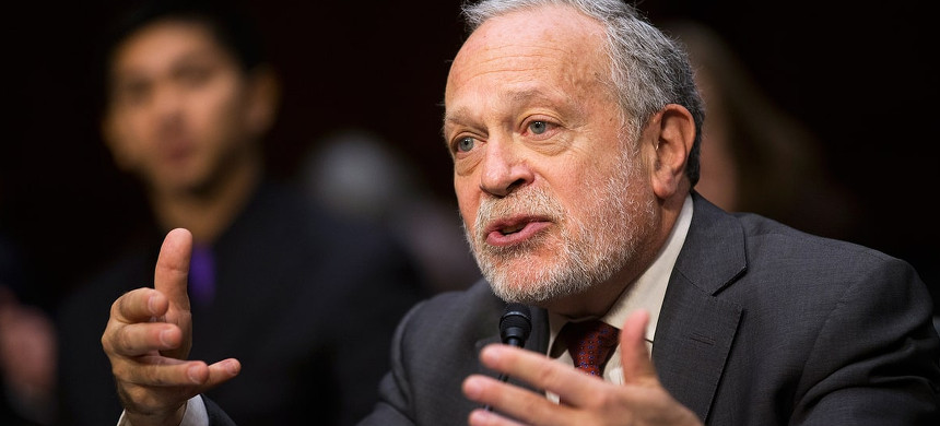 Robert Reich. (photo: Reuters)